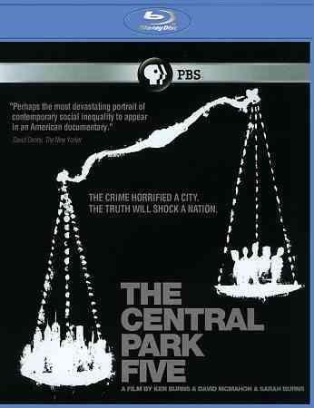Ken Burns: The Central Park Five (Blu-ray Disc)