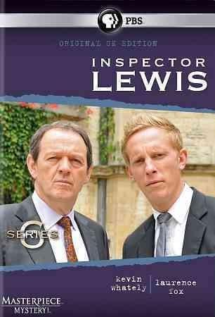 Inspector Lewis 6 (DVD)
