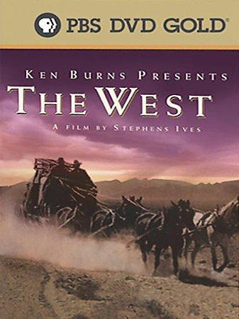 Ken Burns: The West (DVD)