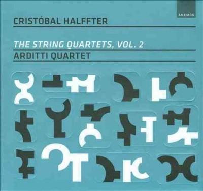 Cristobal Halffter - Halffter: The String Quartets: Vol. 2