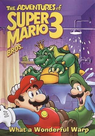 Super Mario Brothers Super Show: What A Wonderful Wrap (DVD)