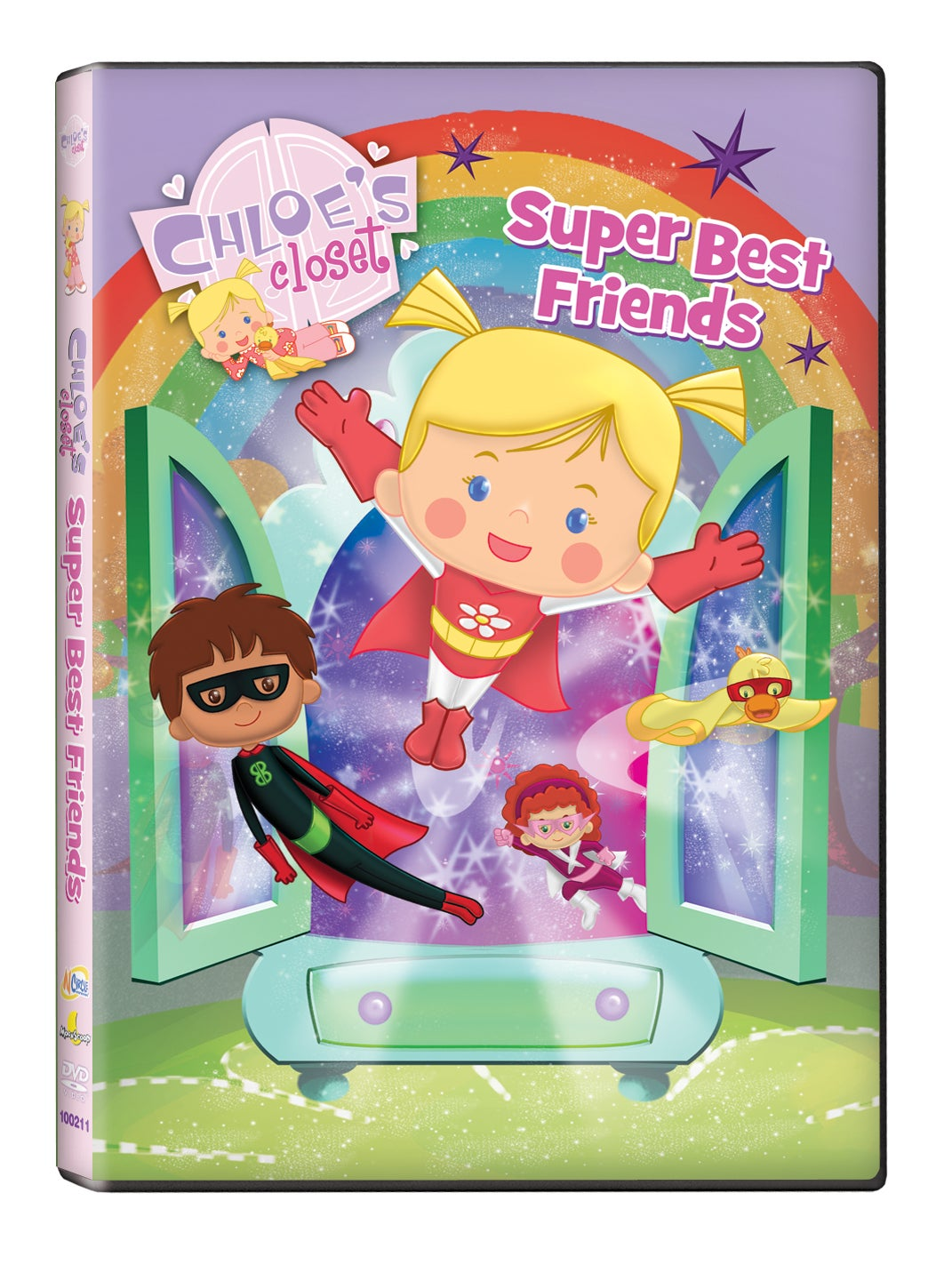 Chloe's Closet: Super Best Friends (DVD)