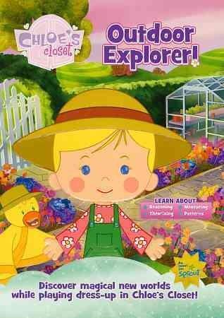 Chloe's Closet: Outdoor Explorer! (DVD)