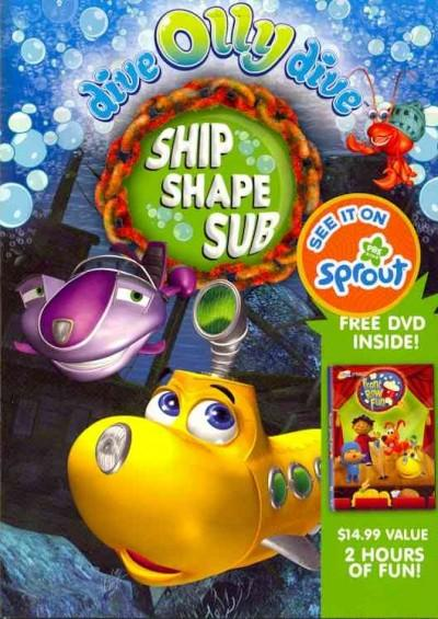 Dive Olly Dive!: Ship Shape Sub (DVD)
