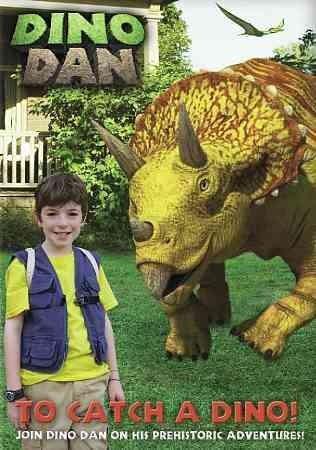 Dino Dan: To Catch A Dino! (DVD)