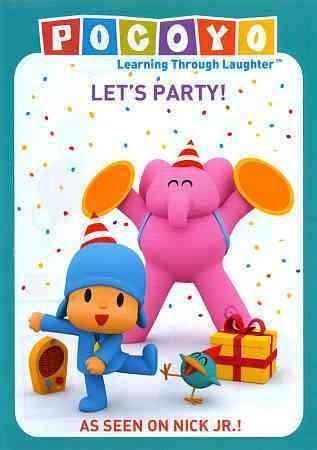 Pocoyo: Let's Party! (DVD)