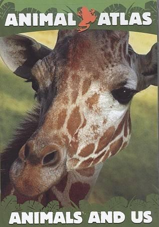 Animal Atlas: Animals And Us (DVD)