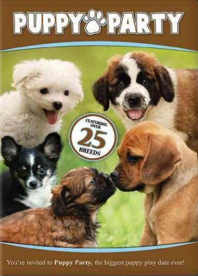 Puppy Party (DVD)