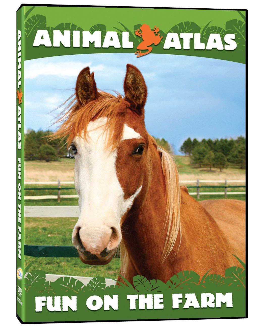 Animal Atlas: Fun On The Farm (DVD)