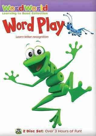 WordWorld: Word Play (DVD)