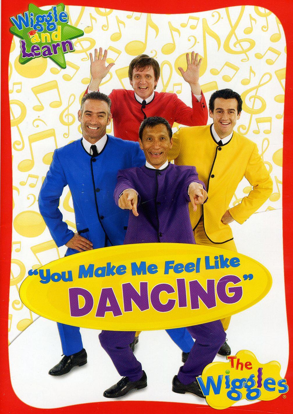 The Wiggles: You Make Me Feel Like Dancing (DVD)