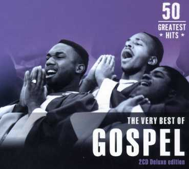 Various - 50 Greatest Hits: The Very Best of Gospel