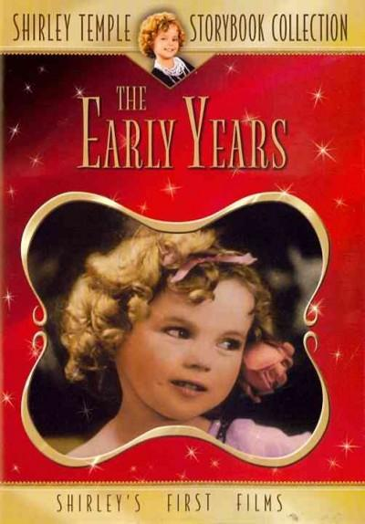 Shirley Temple: The Early Years (DVD)