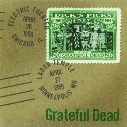 Grateful Dead - Dick's Picks Vol. 26: 4/26/69 Electric Theater Chicago, IL 4/27/69 Labor Temple Minneapolis, MN