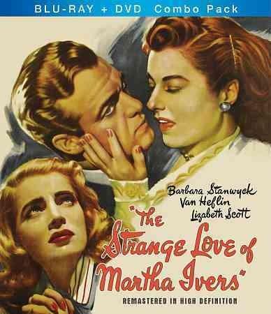 Strange Love of Martha Ivers (Blu-ray/DVD)