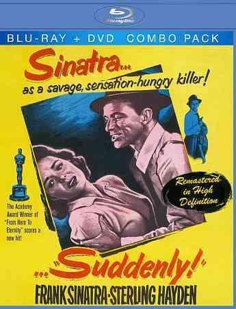 Suddenly (Blu-ray/DVD)