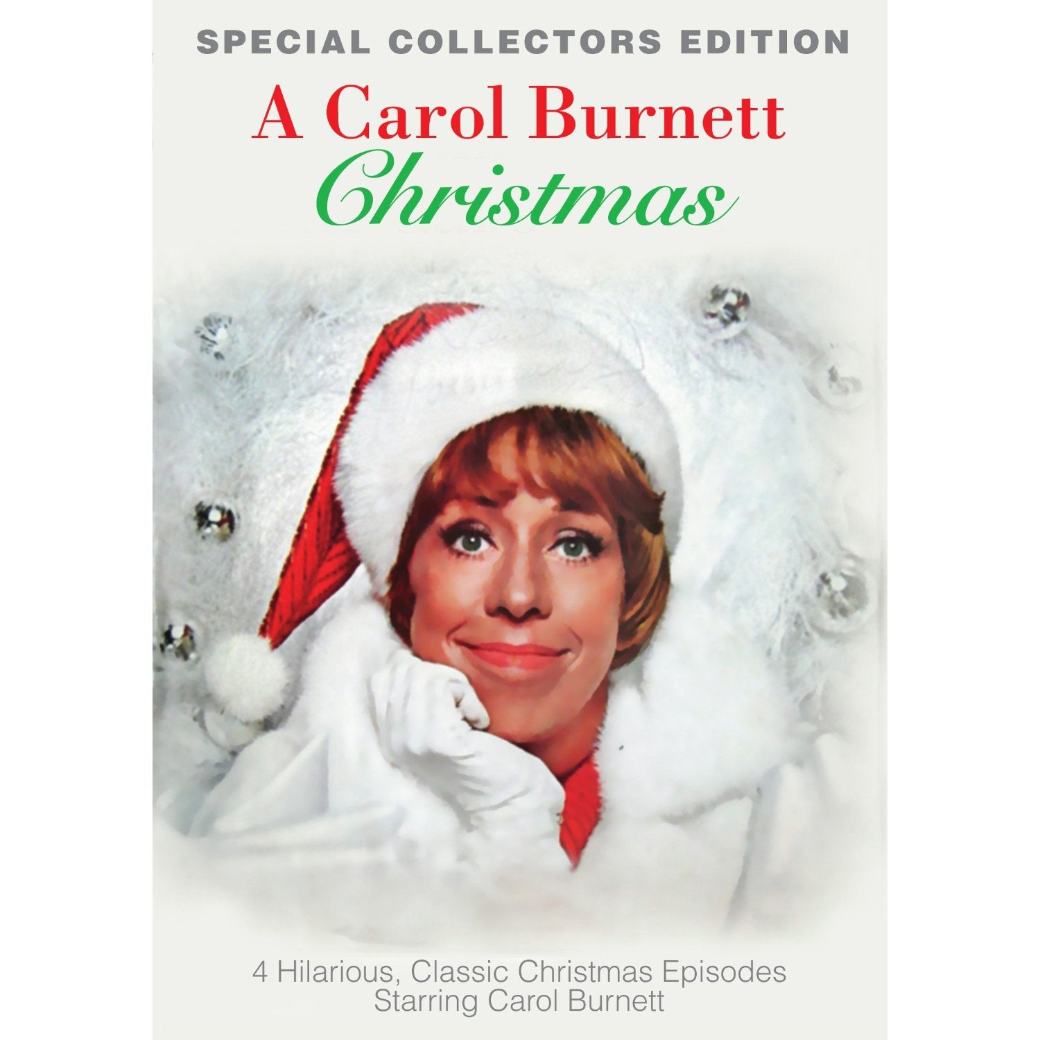 A Carol Burnett Christmas (DVD)