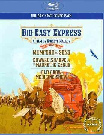 Big Easy Express (Blu-ray/DVD) - Thumbnail 0
