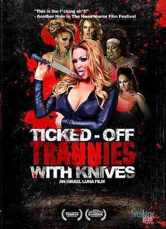 Ticked-Off Trannies with Knives (DVD)