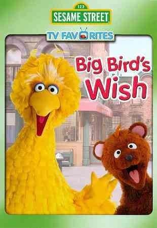 Big Bird's Wishes (DVD)
