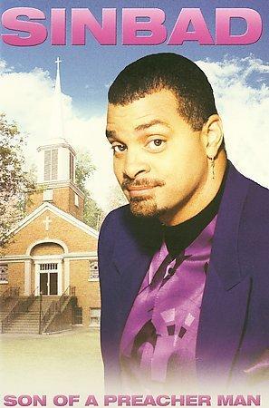 Sinbad Son Of A Preacher Man (DVD)