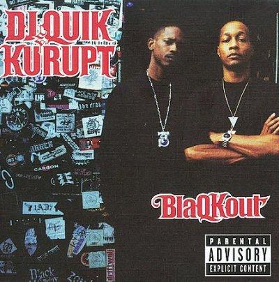 Kurupt - BlaQKout (Parental Advisory)