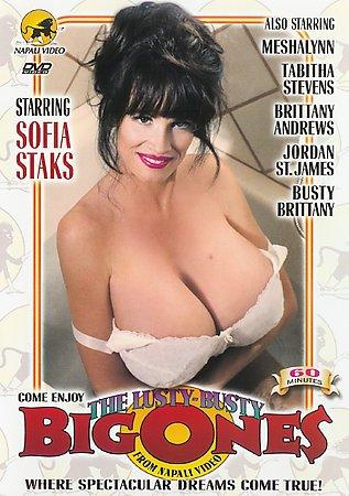 The Lusty-Busty Big Ones (DVD)
