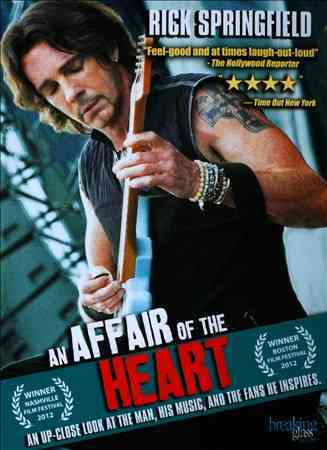 An Affair of the Heart (DVD)