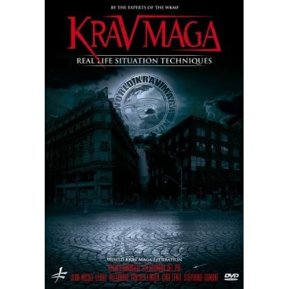 Krav Maga: Real Life Situation Techniques (DVD)