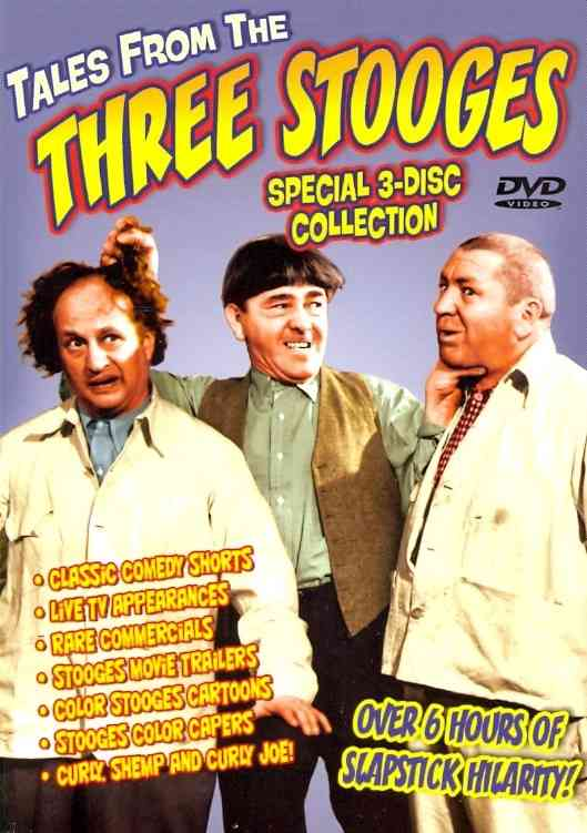 The Three Stooges 75Th Anniversary (DVD)