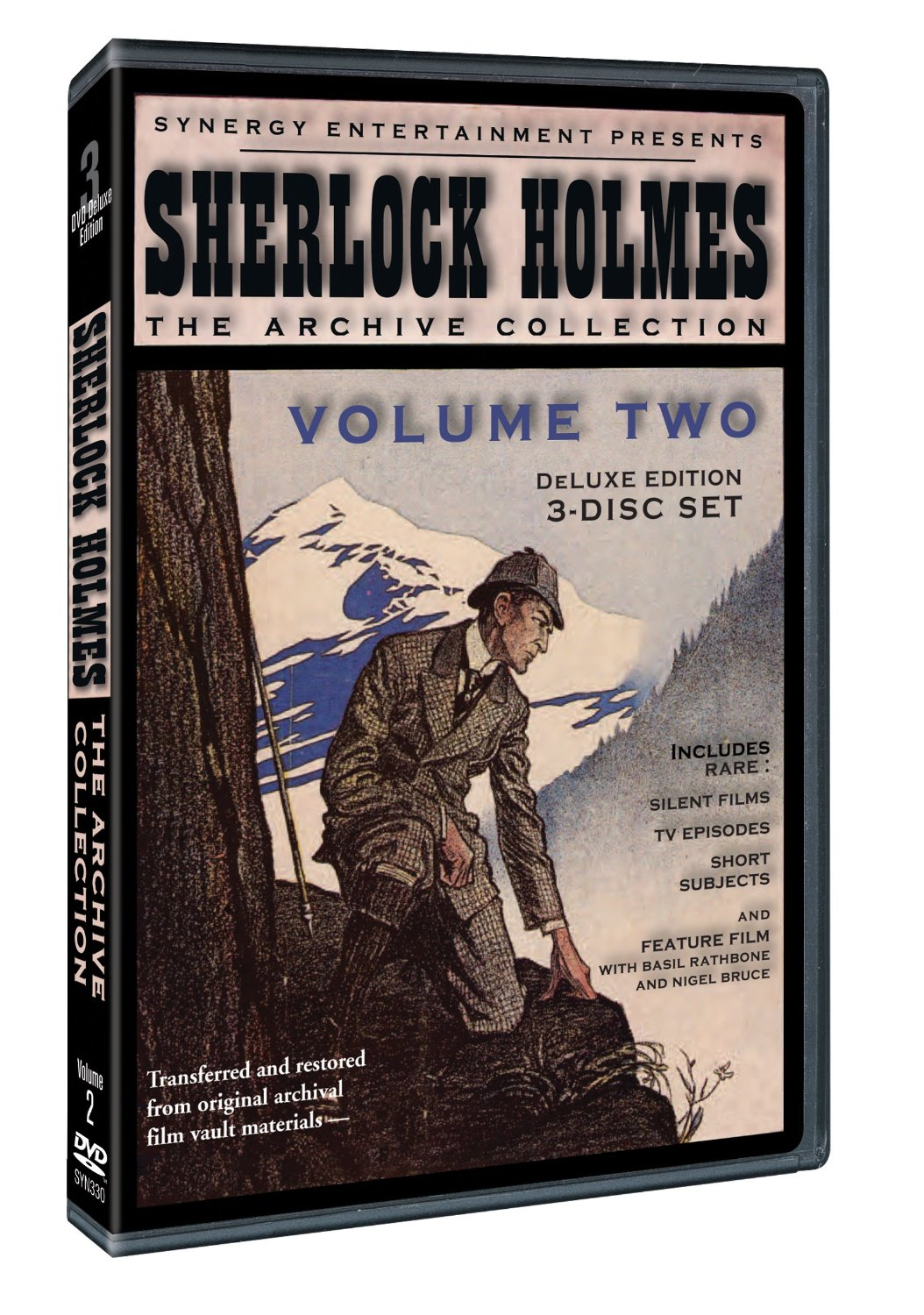 Sherlock Holmes: Vol. 2: The Archive Collection (DVD)