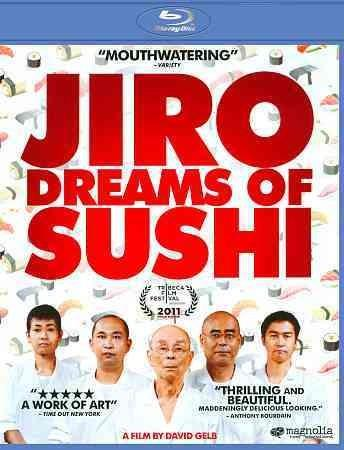 Jiro Dreams Of Sushi (Blu-ray Disc)