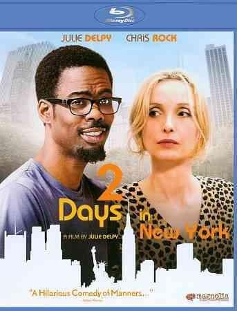 2 Days In New York (Blu-ray Disc)