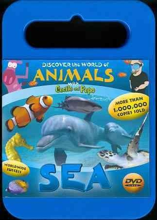 Discover The World Of Animals: Sea (DVD)