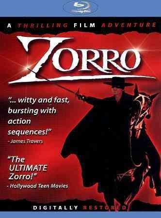 Zorro (Blu-ray Disc)