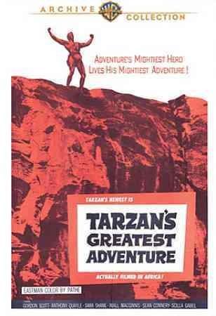Tarzan's Greatest Adventures (DVD)