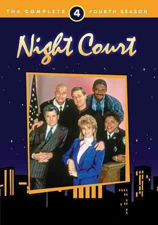 Night Court: The Complete Fourth Season (DVD)