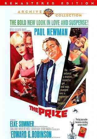 The Prize (DVD)