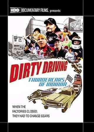 Dirty Driving: Thundercars Of Indiana (DVD)