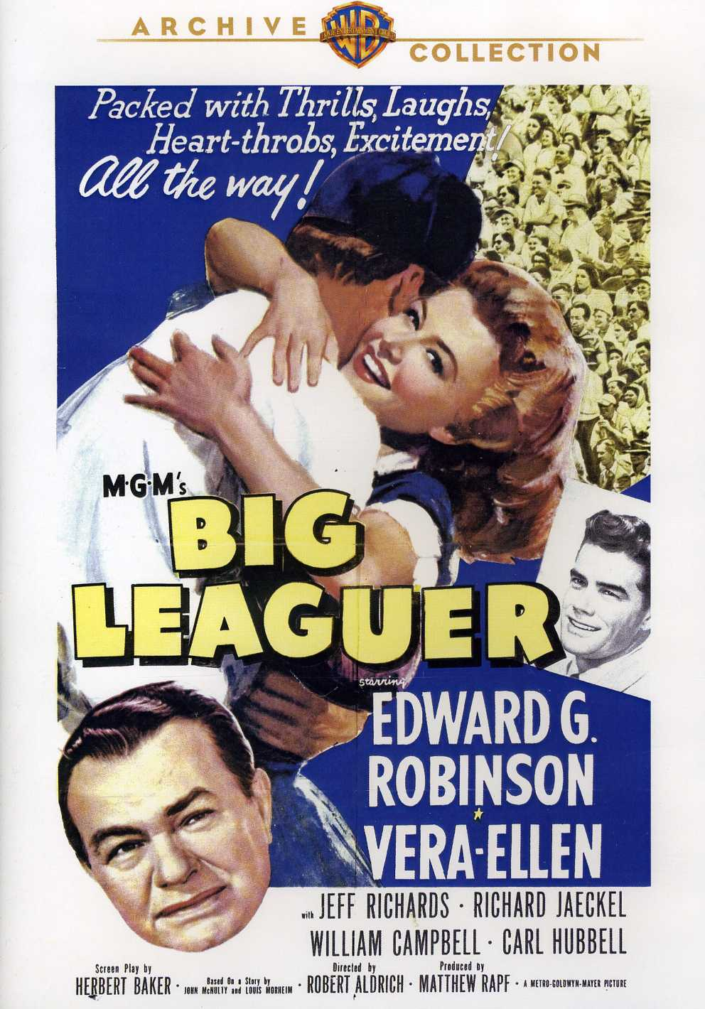 Big Leaguer (DVD)