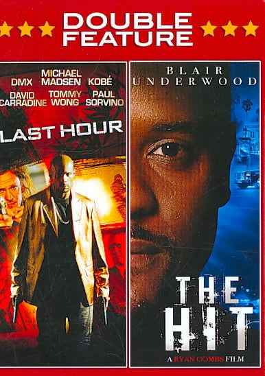 Last Hour/The Hit (DVD)