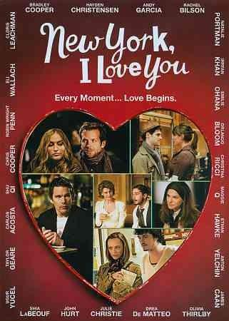 New York, I Love You (DVD)