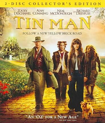 Tin Man (Blu-ray Disc)