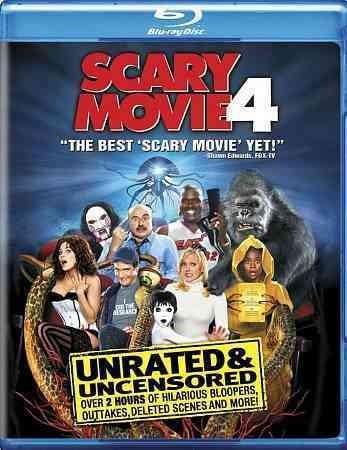 Scary Movie 4 (Blu-ray Disc)