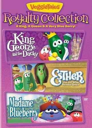 Veggie Tales: Royalty Collection (DVD)
