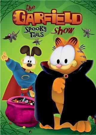 The Garfield Show: Spooky Tails (DVD)