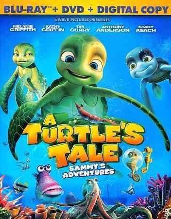 A Turtle's Tale: Sammy's Adventures (Blu-ray/DVD)
