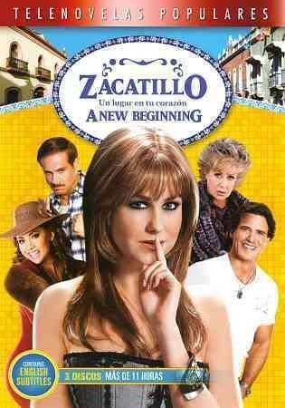 Zacatillo, Un Lugar En Tu Corazon (DVD)