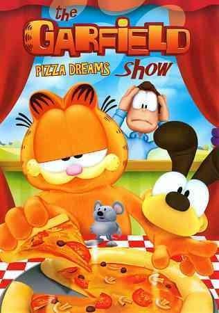 The Garfield Show: Pizza Dreams (DVD)