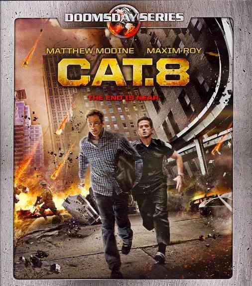 Cat. 8 (Blu-ray Disc)